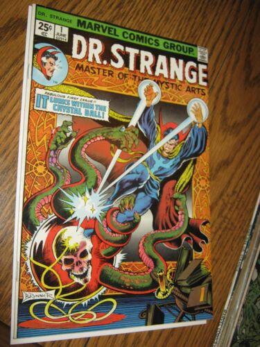 Dr. Strange 1 Marvel Comics 1974 NM 9.0 High Grade