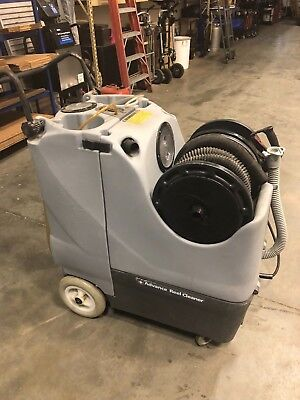 Nilfisk Advance Reel Cleaner Pressure Washer Wet Vacuum Machine Bathroom Cleaner