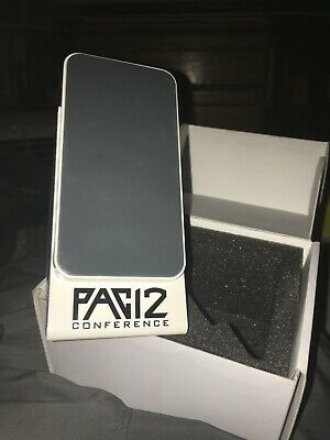 Pac-12© Docking Station Charger Speaker  iPhone 3G/4S/5/6S MP3 Audio USB $79.99!