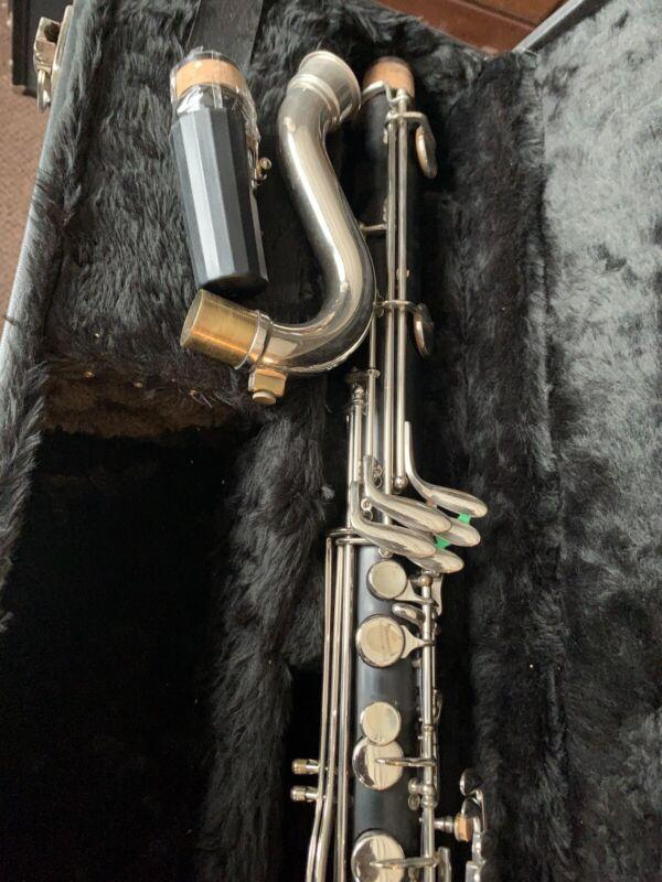 Noblet Bass Paris France Professionel Overhaul Intermediat #7934