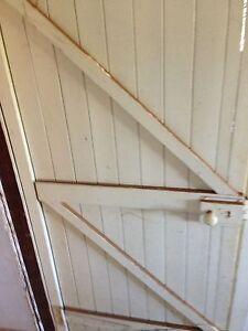 Old Jarrah Doors / Steel Fly Screens Duncraig Joondalup Area Preview