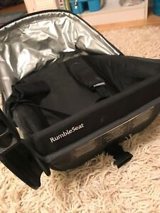 Rumble seat for Uppababy stroller