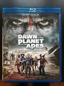 Dawn of the planet of the apes - Blu-ray + Digital copy
