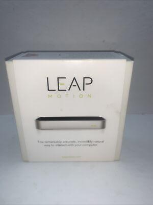 Leap Motion LM-010 Controller - Silver Excellent+++
