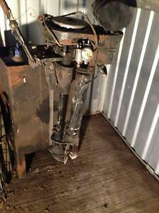 Vintage Outboard Motor Circa 1950 Sunnybank Brisbane South West Preview