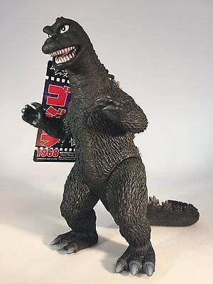 Bandai Godzilla 1968 Movie Monster EX Series Action Figure Soft Vinyl Sofvi Toho