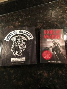 Sons of Anarchy Books