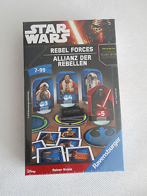 STAR WARS Rebel Forces  Spiel für 2 bis 4 Spieler Neu und OVP s. Fotos