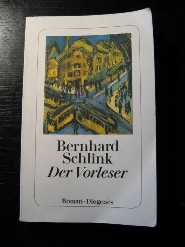 Der Vorleser von Bernhard Schlink (1997, Taschenbuch)