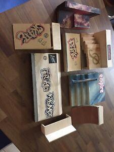 Module tech deck/fingerboard