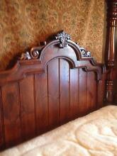 Four Poster Queen Size Bed Low Head George Town Area Preview