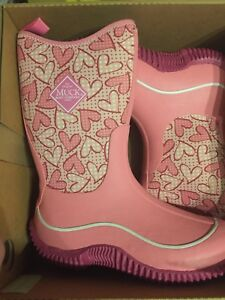 Kids boots winter rubber boots brand new
