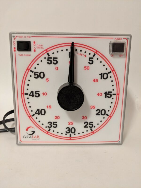 GraLab Every Time Lab Timer Model 171