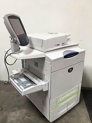 Xerox Docucolor 260 Digital Press Laser Production Copy Print Scan Fiery 75ppm