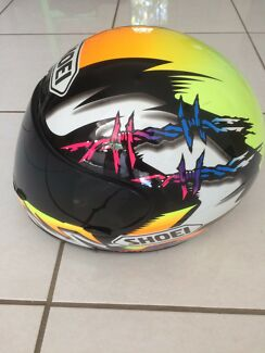 Medium Size Shoei Helmet
