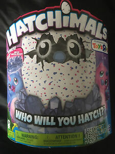 Hatchimal Owlicorn toysrus exclusive with crystal nest