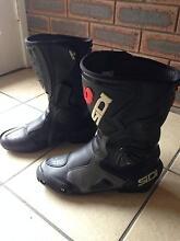 'Sidi' Motorbike Boots The Gap Brisbane North West Preview