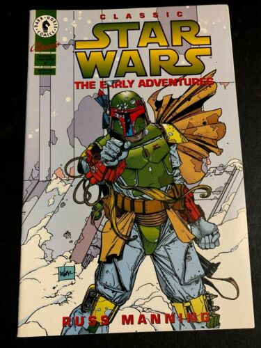 Classic Star Wars: The Early Adventures Comic Issue #9