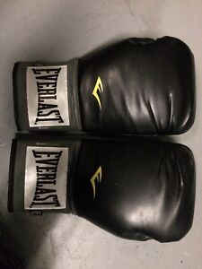 Boxing Gloves Prostyle Training by Everlast