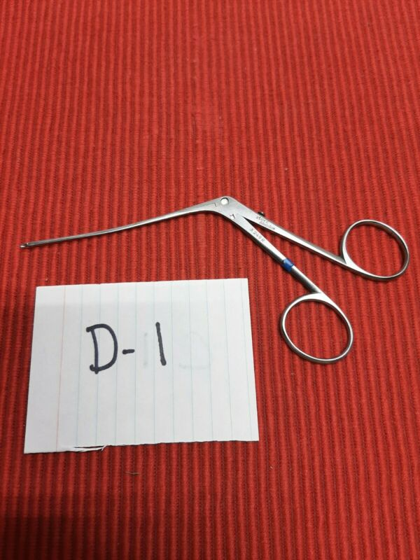 Karl Storz X249R Surgical House Miniature Ear Forceps ENT