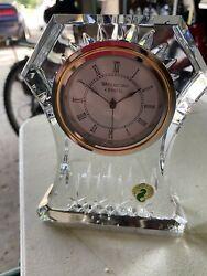 Waterford® Lismore Large Clock #10773