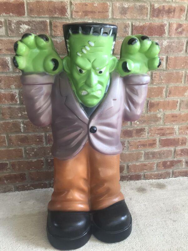 Vintage Empire 36 inch Frankenstein Halloween Blow Mold