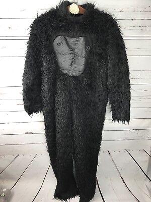 Gorilla Costume Halloween Adult (no Mask)