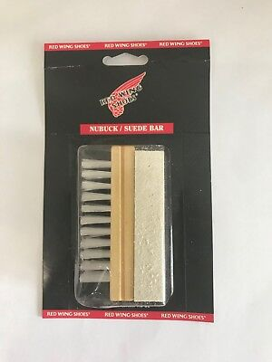 Red Wing Shoes Nubuck/Suede Bar Dry Cleaning Kit (1.3 oz )