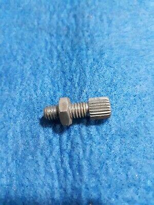 Schwinn Krate Disc Brake Cable adjusting barrel original w// washer