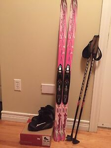 Children's Cross Country Skis
