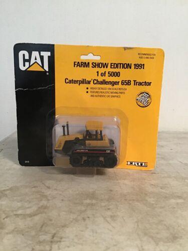 Ertl Catapillar Challenger 65B Tractor Farm Show Edition 1991