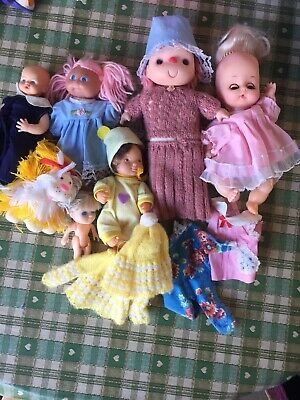 Vintage Doll Bundle