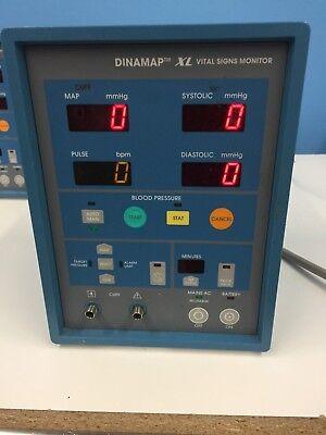 Critikon Dinamap 9300 Xl Vital Signs Monitor