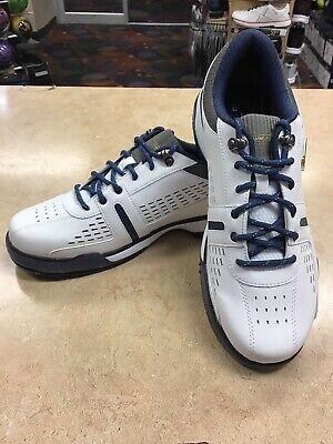 Men's Hammer BOSS White/Grey/Navy RH/LH Interchangeable Shoes Size 10M