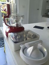 KITCHEN AID KFPM770 FOOD PROCESSOR ONLY USED TWICE Paddington Eastern Suburbs Preview