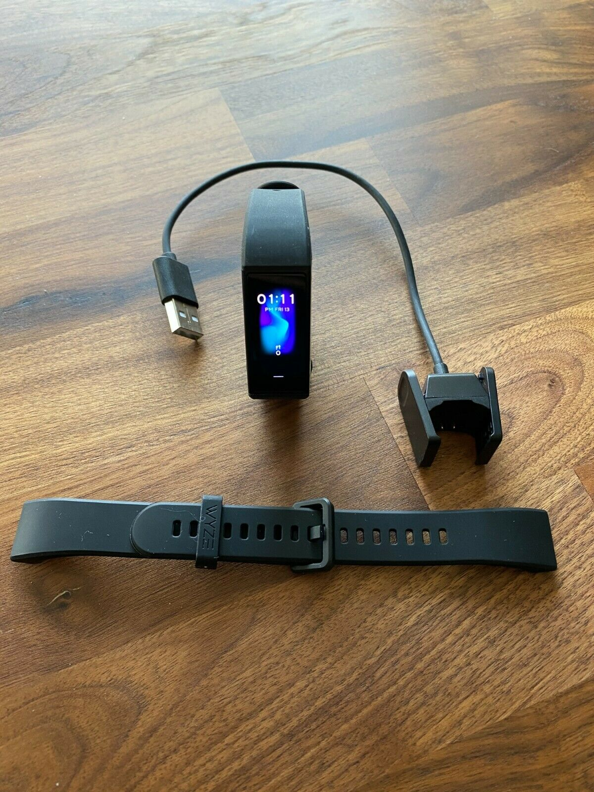 Wyze Band Activity Tracker Smart Watch With Alexa And Extra Watch Style Band - $13.50