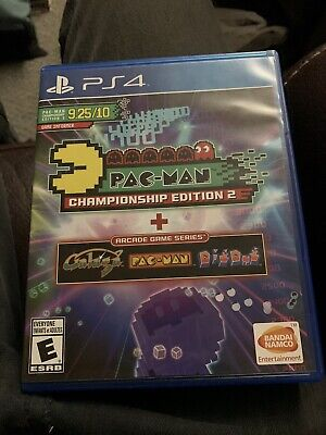 Pac-Man Championship Edition 2 + Arcade Game Series (Sony PS4, 2016)