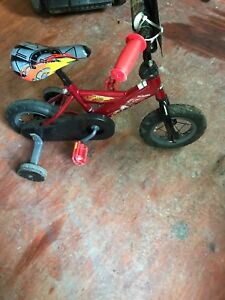Bycicle enfant Flash McQueen