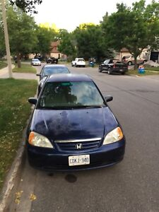 2002 Honda Civic Automatic