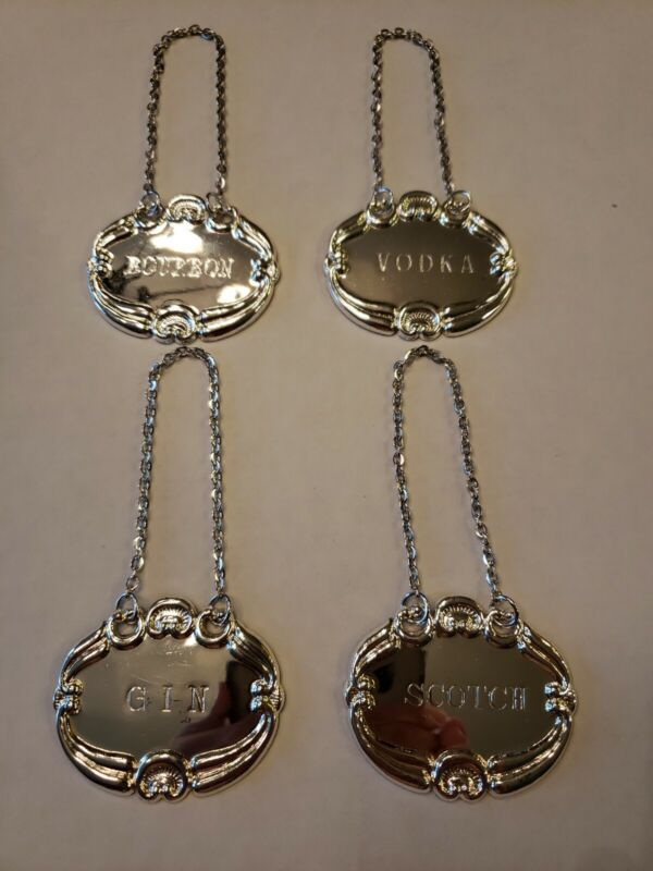 Vintage Liquor Bottle Decanter  Tags & Box  Made in Japan