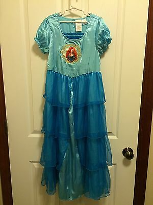 DISNEY Brave Girls Size 10 Halloween Costume With Shoes & Quiver](Brave Halloween Costume Size 10)