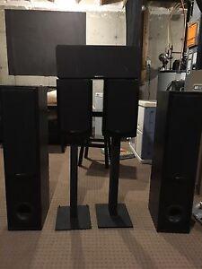 Bic Venturi speakers Kitchener / Waterloo Kitchener Area image 1