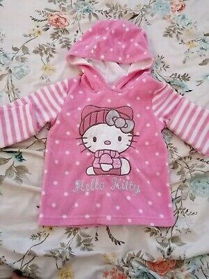 Hello Kitty Hoody 3-4yrs