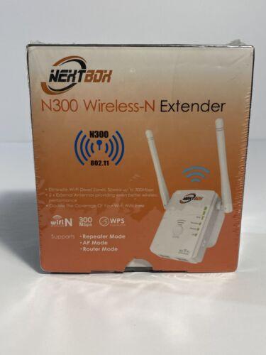 nextbox wifi range extender n300 wireless signal
