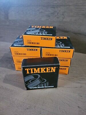 Timken Tapered Roller Bearings - Single Cup - Part Number 2523