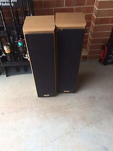 Kenwood surround sound speakers Jubilee Pocket Whitsundays Area Preview