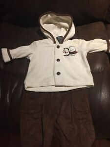 3/6mo boys outfit