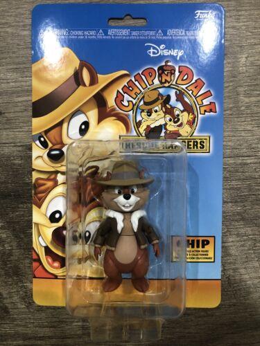 Chip /'N/' DALE Rescue Rangers-GADGET ACTION FIGURE-FunKo SPEDIZIONE GRATUITA!