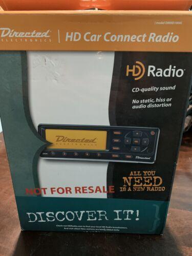 Directed DMHD-1000 Car Connect Universal AM/FM HD Radio Tune