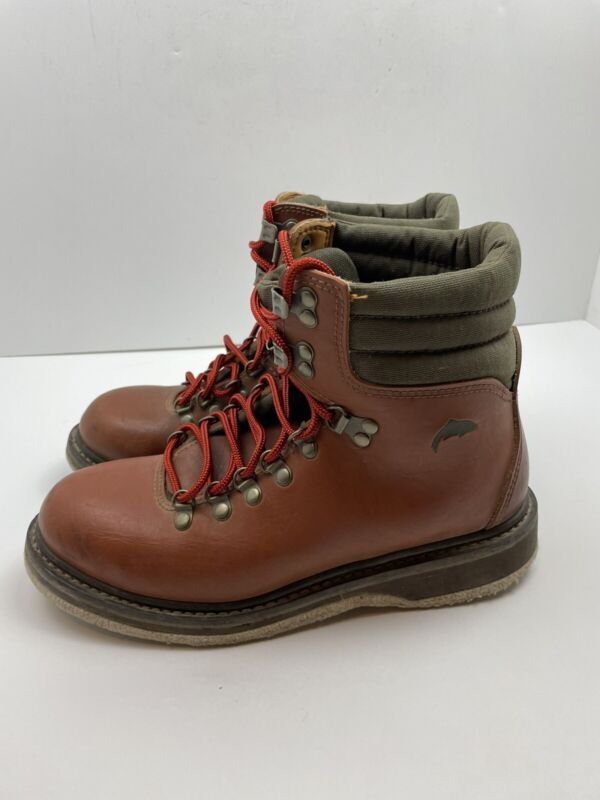 simms wading boots mens size 8
